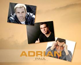 Обои для рабочего стола Adrian Paul Знаменитости