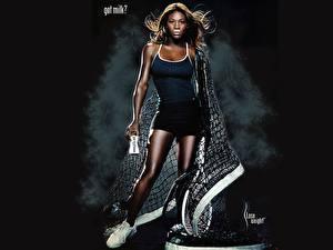 Обои для рабочего стола Serena Williams Знаменитости