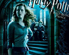 Картинка Гарри Поттер Гарри Поттер и Принц-полукровка Emma Watson