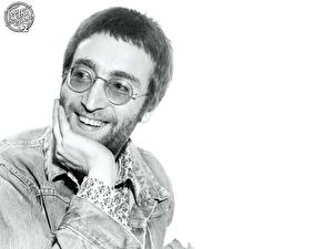 Обои John Lennon Музыка фото