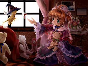 Обои Card Captor Sakura Аниме