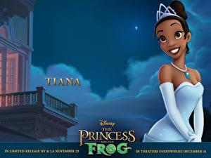 Картинка Дисней Принцесса и лягушка