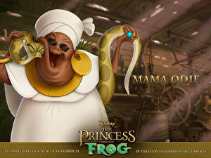 Фотографии Disney Принцесса и лягушка