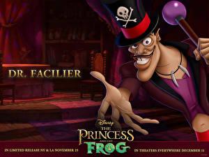 Картинка Disney Принцесса и лягушка