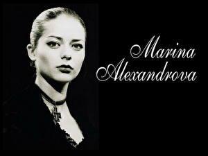 Обои Марина Александрова
