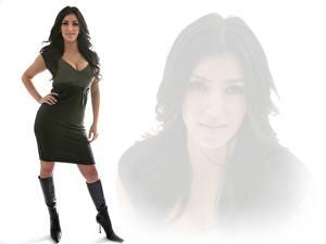 Фотографии Kimberly Kardashian Знаменитости