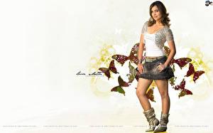 Картинка Индийские Lara Dutta Знаменитости