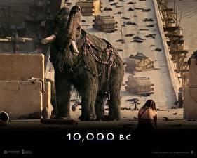 Обои 10 000 лет до н.э. Фильмы