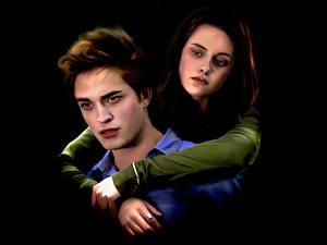 Фотографии Сумерки. Сага Сумерки Robert Pattinson Kristen Stewart