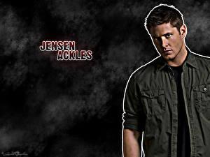 Фотографии Сверхъестественное Jensen Ackles Куртки кино