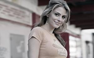 Обои Maria Menounos