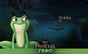 Фотографии Дисней Принцесса и лягушка Мультфильмы