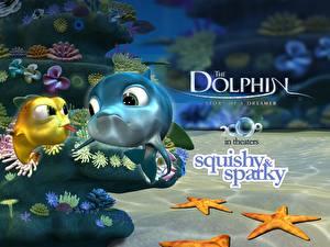 Обои Дельфин: История мечтателя Мультики