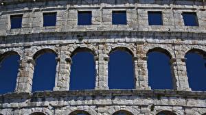 Фотография Известные строения Италия Арка Города