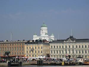 Фото Дома Финляндия Хельсинки