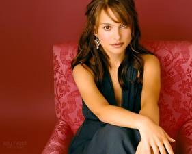 Обои для рабочего стола Natalie Portman Знаменитости