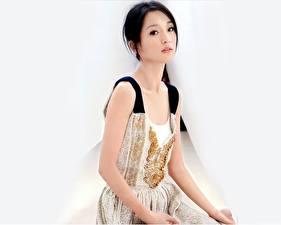 Картинка Zhou Xun Знаменитости