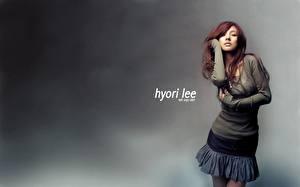 Фото Hyori Lee девушка