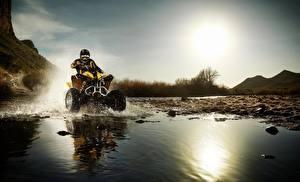 Фотография Мотовездеход Мотоциклы