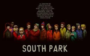 Обои Южный Парк Мультики