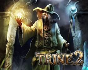 Картинка Trine Маг волшебник 2 Игры