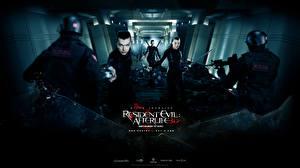 Фотография Обитель зла Обитель зла 4: Жизнь после смерти Milla Jovovich