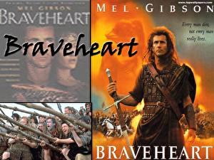 Обои Mel Gibson Braveheart Фильмы