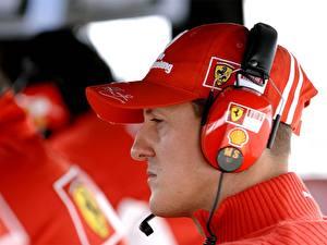Обои Формула 1 Michael Schumacher Спорт