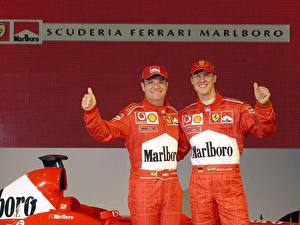 Картинки Формула 1 Michael Schumacher Спорт