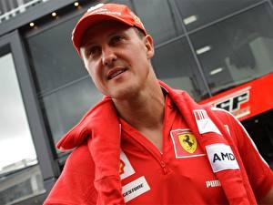 Картинка Формула 1 Michael Schumacher Спорт