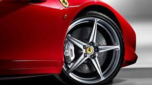 Фотография Ferrari Колесо Авто