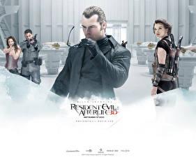 Картинка Обитель зла Обитель зла 4: Жизнь после смерти Milla Jovovich кино