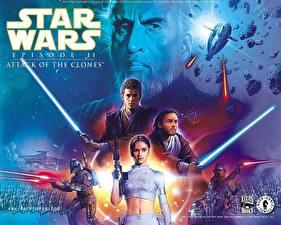 Фотография Звездные войны Звездные войны Эпизод 2 - Атака клонов Световой меч Фильмы