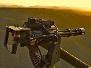Обои Пулеметы Армия