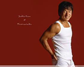 Обои Jackie Chan Знаменитости