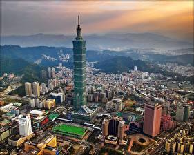 Фотографии Китай Тайбэй город