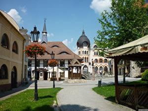 Фотография Дома Словакия Города