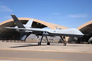 Картинки Беспилотный летательный аппарат MQ-9 Reaper