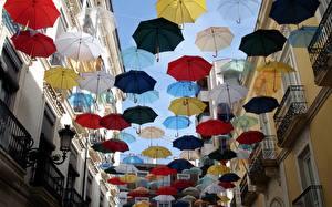Картинка Оригинальные Зонт
