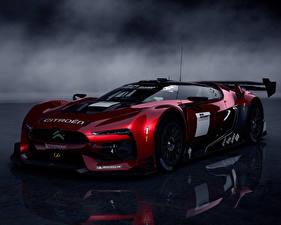 Картинки Gran Turismo Citron GT компьютерная игра