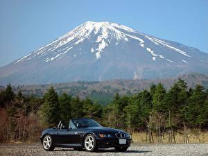 Картинки BMW BMW Z3 Автомобили