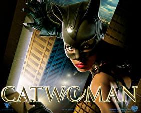 Картинка Женщина-кошка Женщина-кошка герой кино