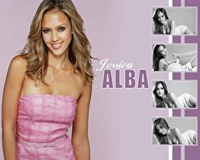 Обои Jessica Alba