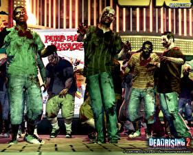 Картинка Dead Rising Зомби