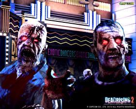 Обои Dead Rising Зомби 2 Игры