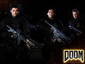 Обои для рабочего стола Doom - Фильмы кино