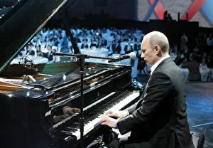 Фотография Владимир Путин Рояль Президент Знаменитости