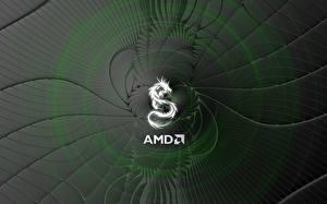 Обои для рабочего стола AMD Компьютеры
