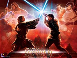 Фотография Звездные войны Звездные войны Эпизод 3 - Месть Ситхов