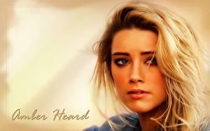 Обои Amber Heard